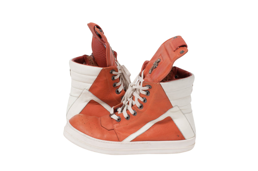Chrome Hearts Geobaskets RICK OWENS