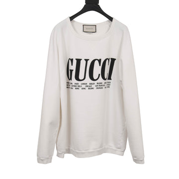 Cities Sweatshirt GUCCI