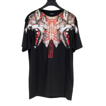 Club Sonido Wolves Graphic Tee MARCELO BURLON