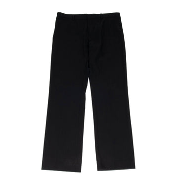 Coated Trousers (Black) DIOR