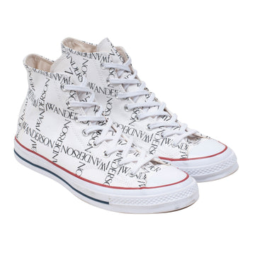 Converse Chuck Taylor All-Star 70's Hi Grid (White) JW Anderson