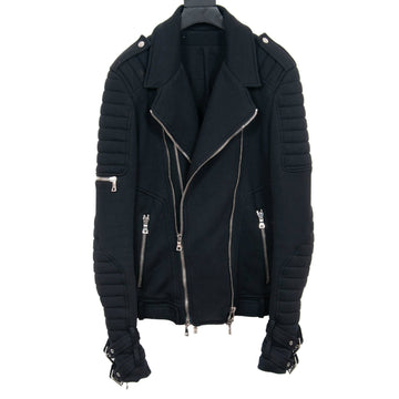 Cotton Biker Jacket BALMAIN