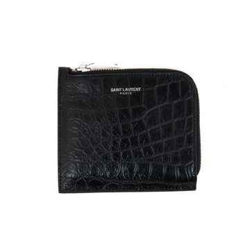 Crocodile Wallet SAINT LAURENT