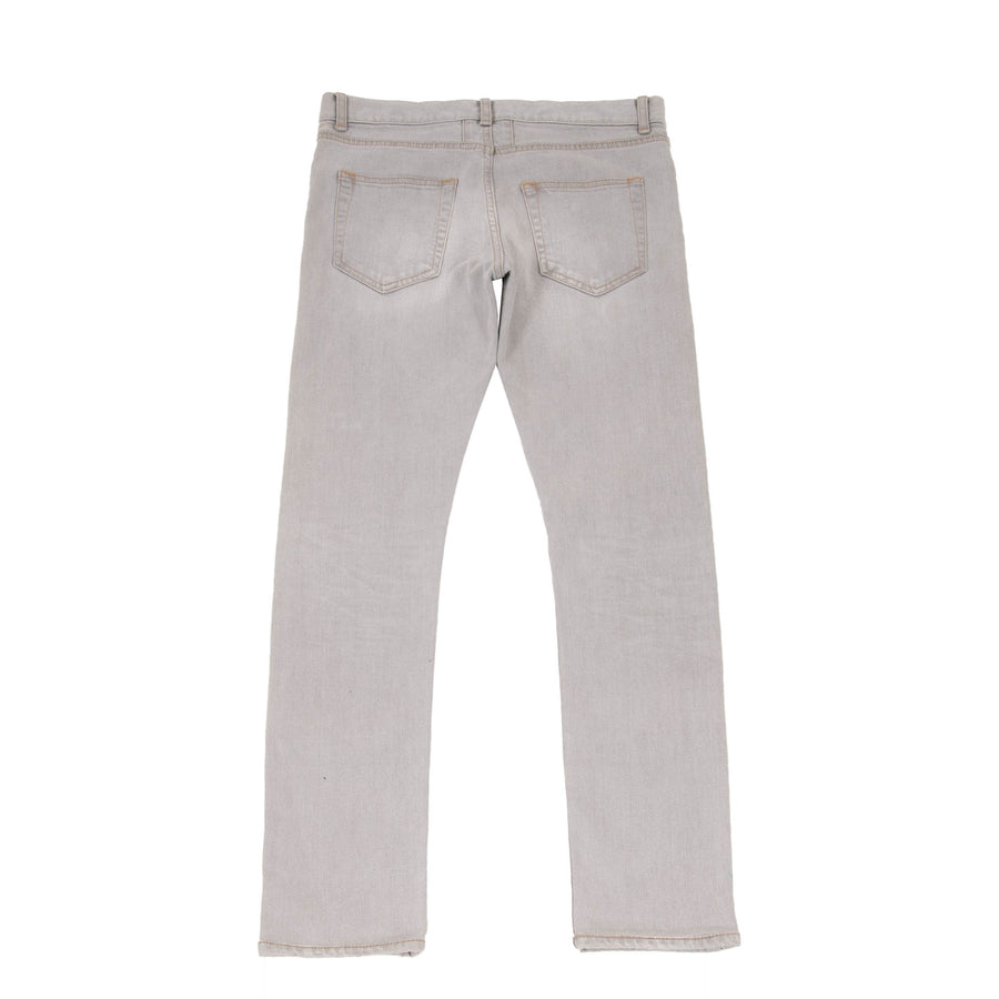 D02 Denim (Light Wash Gray) SAINT LAURENT