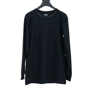 Dagger Long Sleeve Tee (Black) CHROME HEARTS