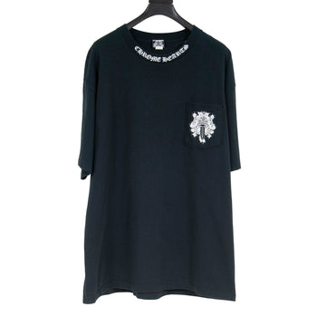 Dagger Pocket Tee Shirt CHROME HEARTS