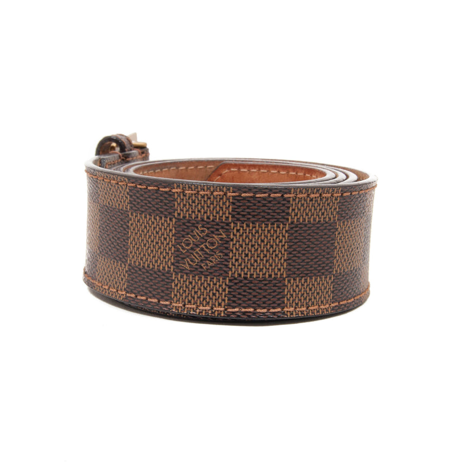 Damier Ebene Inventeur Belt LOUIS VUITTON