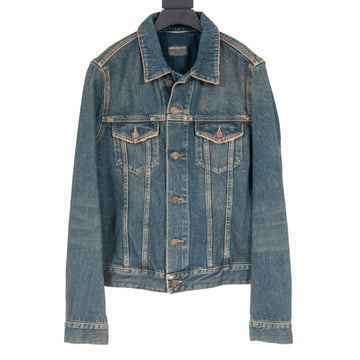 Denim Jacket (Indigo) SAINT LAURENT
