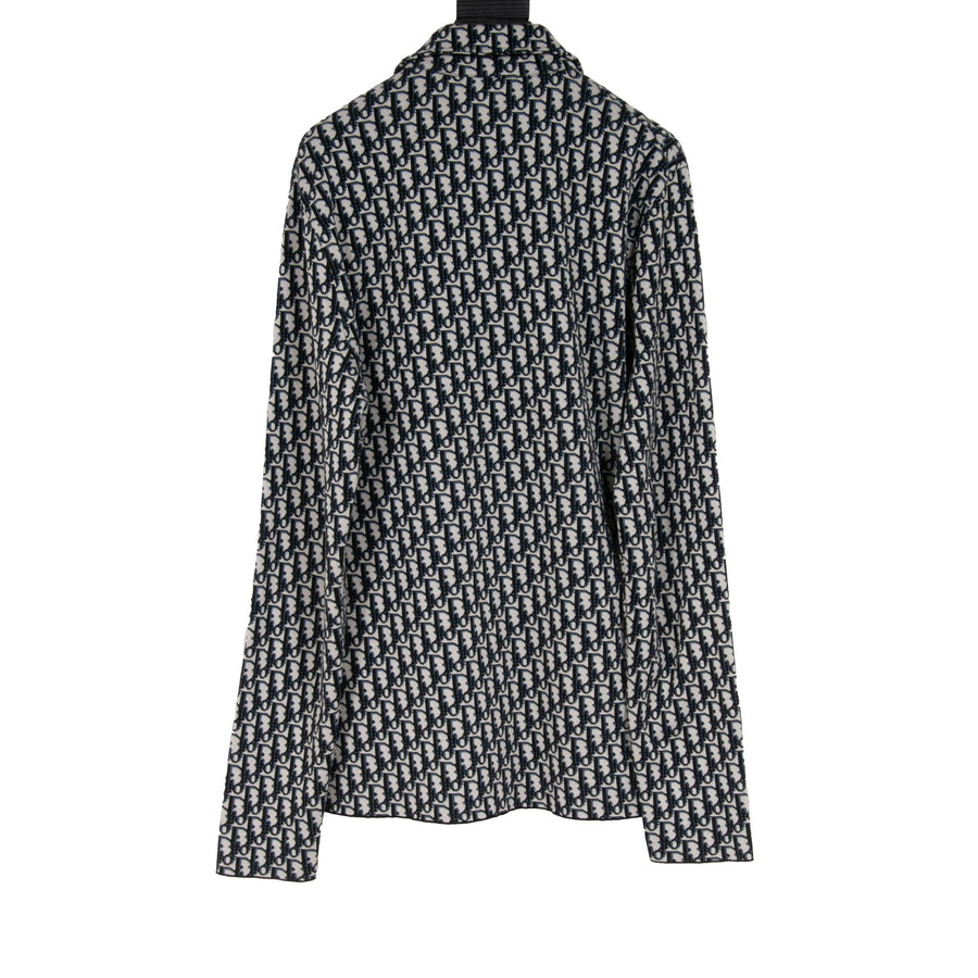 Dior Oblique Button Down Shirt DIOR