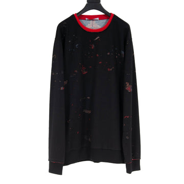 Distressed Sweatshirt GIVENCHY