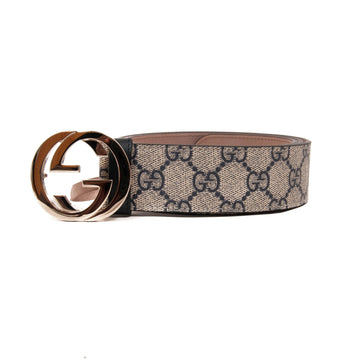 Double G Buckle Belt GUCCI