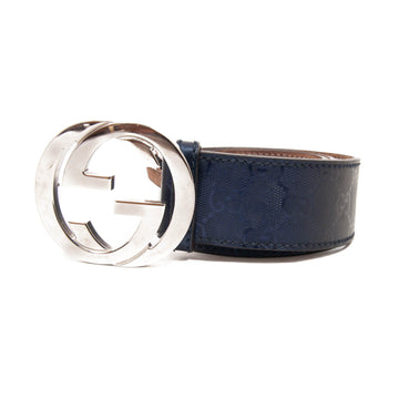 Double G Logo Belt GUCCI