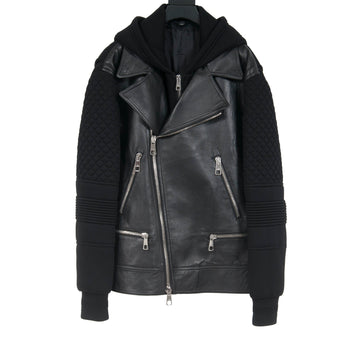 Double Layered Biker Jacket NEIL BARRETT
