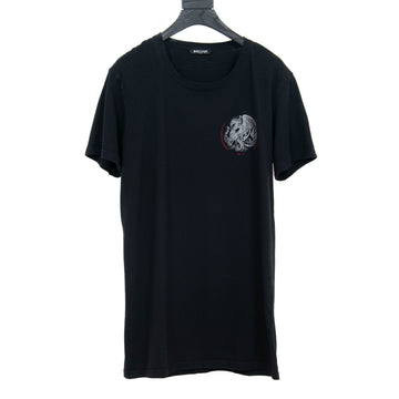 Dragon Motif T Shirt BALMAIN