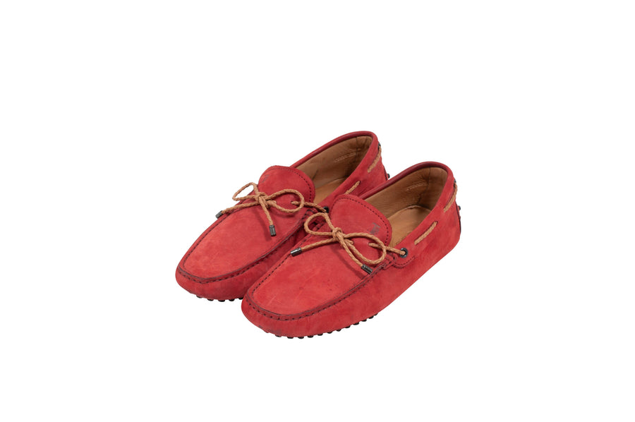 Drivers (Red) Tod's