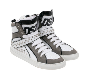 DS2 Studded High Top DSQUARED2