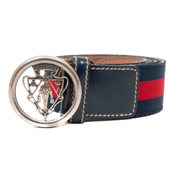 Fabric Buckle Belt GUCCI