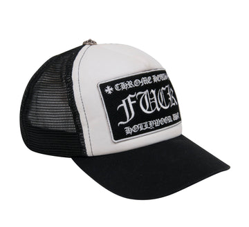 FUCK Trucker Hat CHROME HEARTS