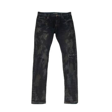 FW13 Oil Stained Jeans SAINT LAURENT