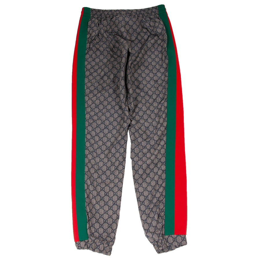 GG Print Side Strip Track Pants GUCCI