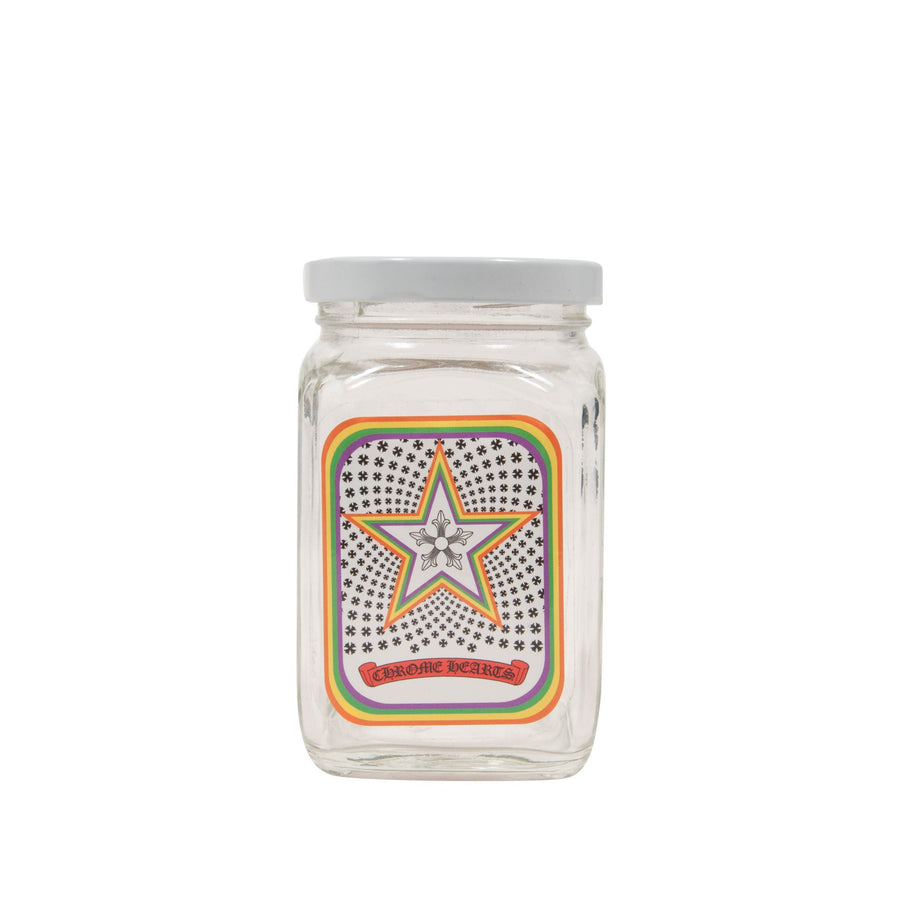 Glass Jar (Rainbow Square) CHROME HEARTS