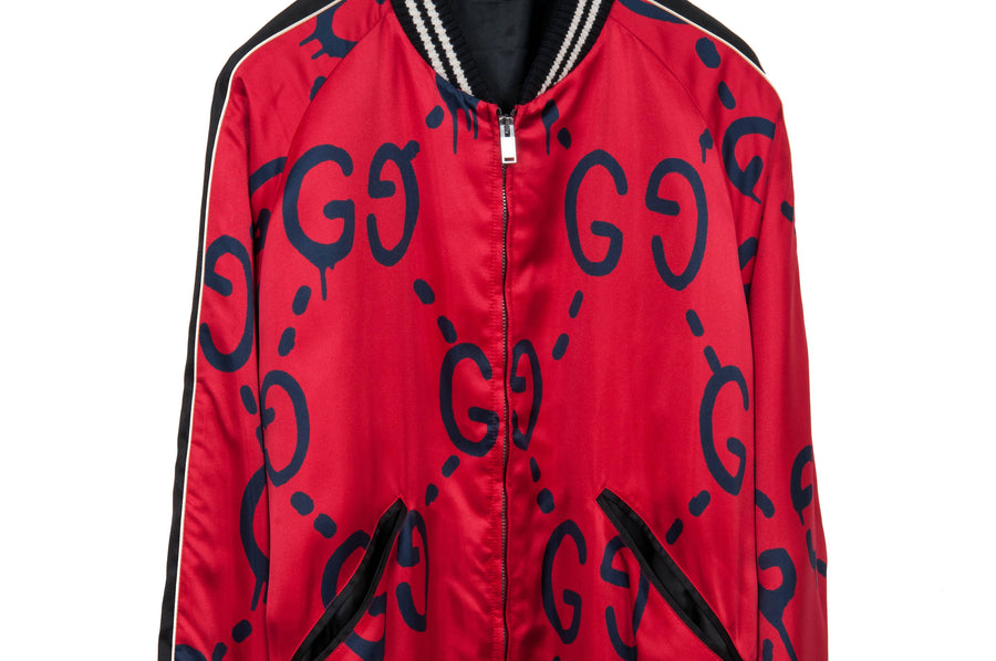 GucciGhost Bomber Jacket GUCCI