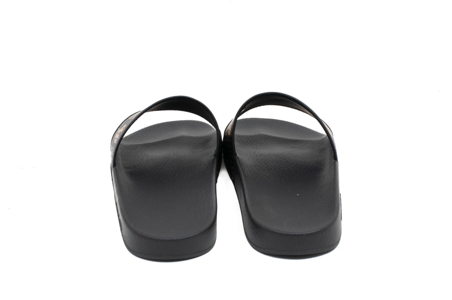 Guccy Rubber Slide Sandal GUCCI