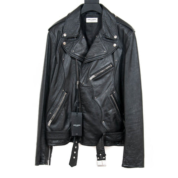 Guitar Leather Jacket SAINT LAURENT