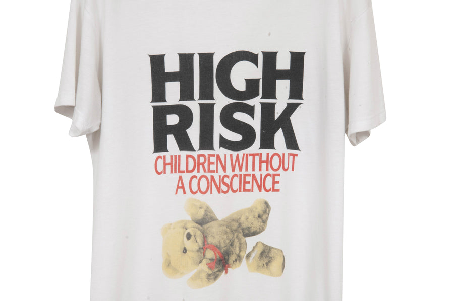 High Risk Children Without A Conscience T Shirt ENFANTS RICHES DÉPRIMÉS