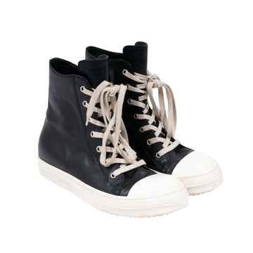 High Top Ramones RICK OWENS
