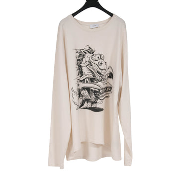 HorsePower Long Sleeve T Shirt RHUDE