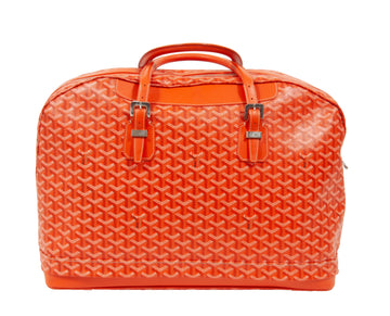 Hotel du Park Duffle Bag (Orange) GOYARD