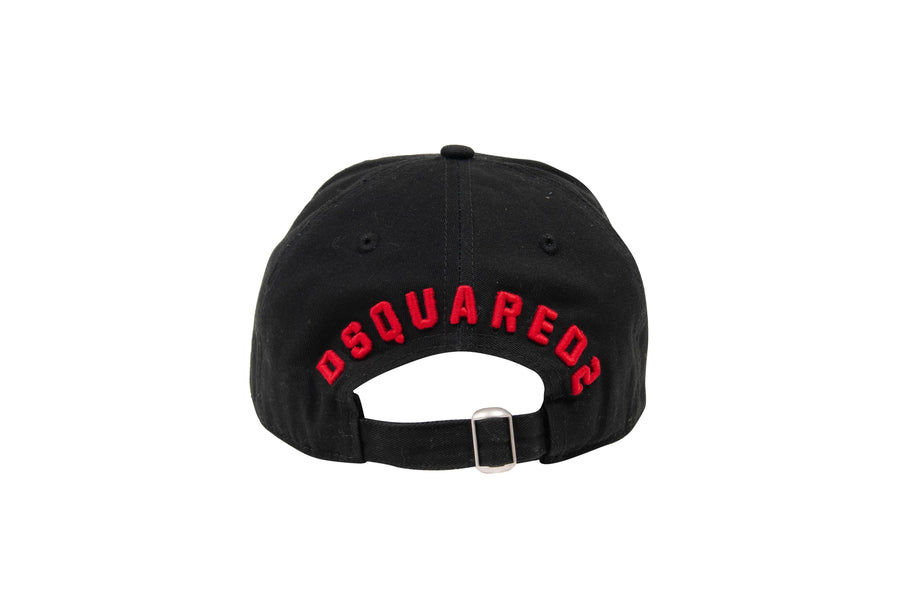 ICON Hat (Red) DSQUARED2