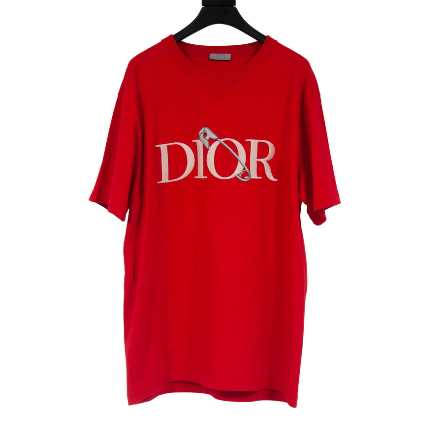 Judy Blame T Shirt (Red) DIOR
