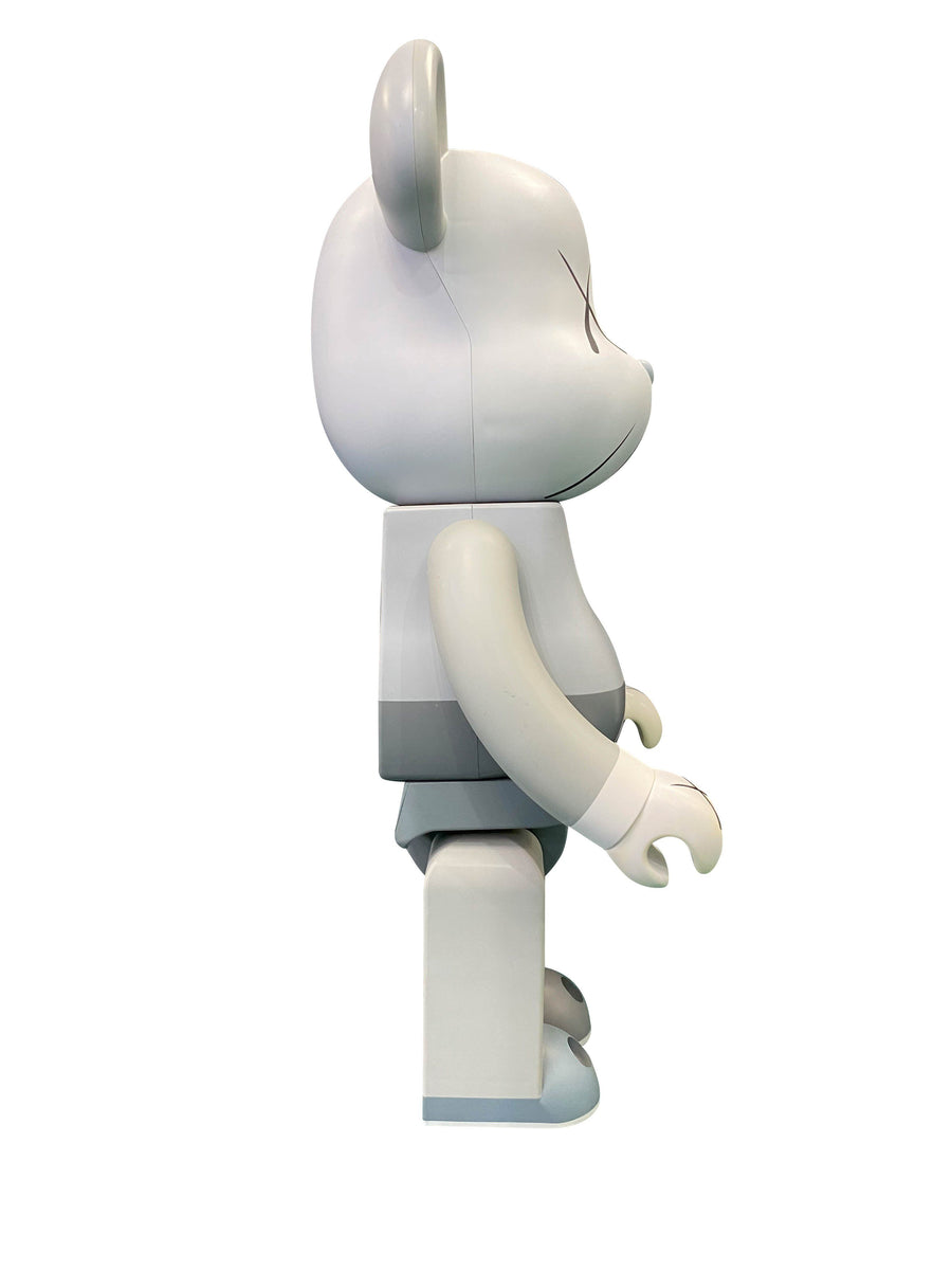 Kaws Dissected Bearbrick 1000% (Gray) BE@RBICK
