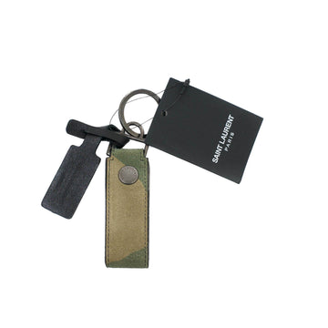 Keychain (Camo) SAINT LAURENT
