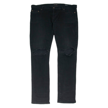Knee Blowout D02 Jeans SAINT LAURENT
