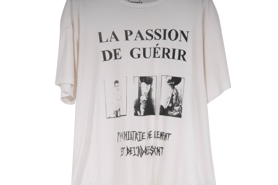 La Passion de Guerir T Shirt ENFANTS RICHES DÉPRIMÉS