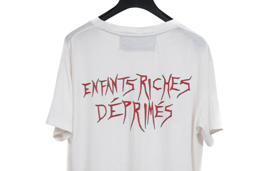 Let LA Burn T Shirt ENFANTS RICHES DÉPRIMÉS