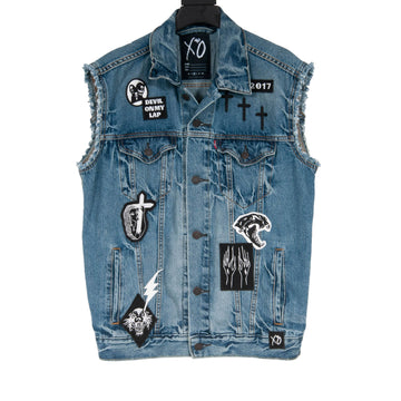 Levi's Starboy Denim Vest The Weeknd