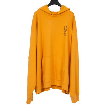 Logo Hoodie (Yellow) CHROME HEARTS