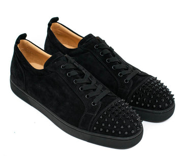 Low Top Suede Jr's CHRISTIAN LOUBOUTIN