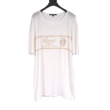 Made in Italy 1953 Logo T Shirt GUCCI