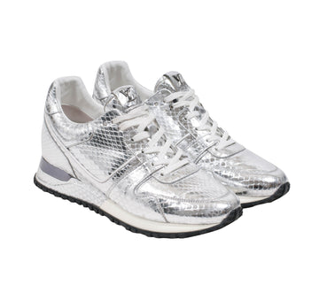 Metallic Python Run Away Sneakers LOUIS VUITTON