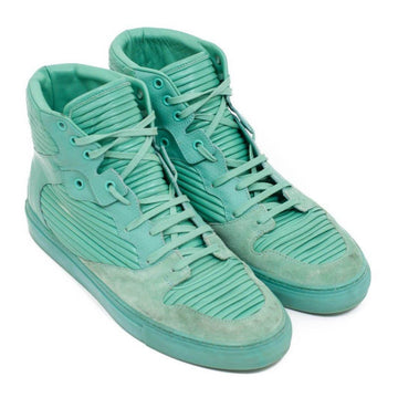 Mint Pleated High Top BALENCIAGA