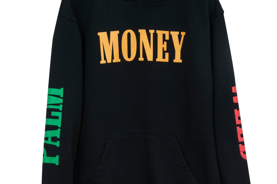 Money Weed Hoodie Palm Angels