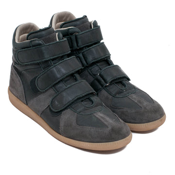Multi Strap Velcro High Top MAISON MARGIELA