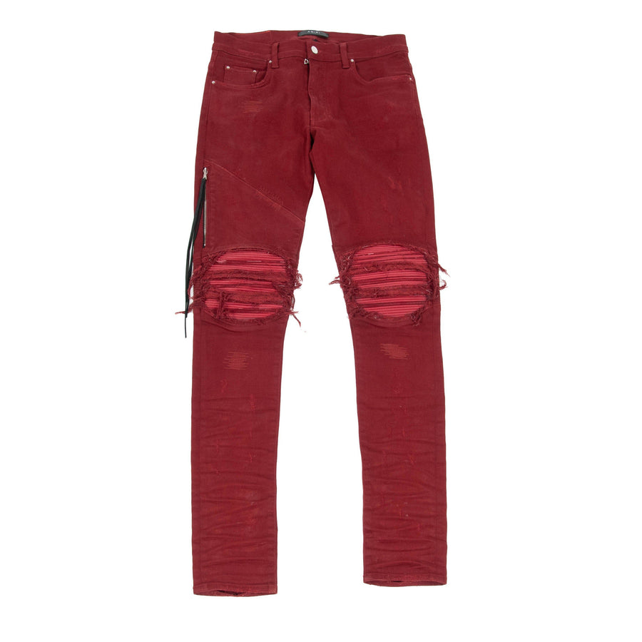 Mx2 Jeans (Red) Amiri