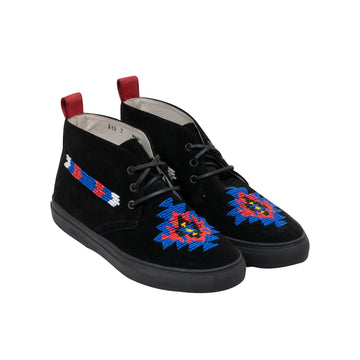 Native American Chukkas (Black) Del Toro
