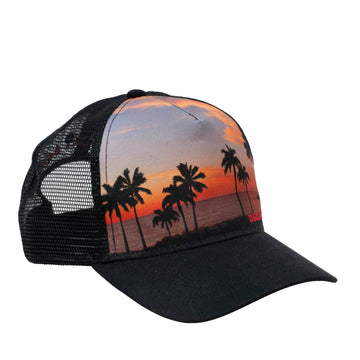 Palm Trucker Hat DSQUARED2